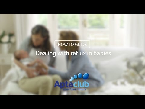Reflux in babies: Causes, symptoms and remedies
