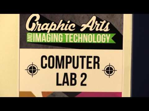 Graphic Arts and technology Department- Commercial- Forsyth Technical Community College