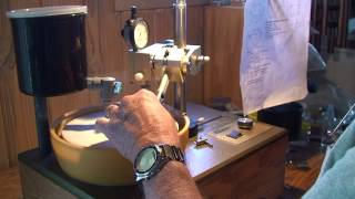 How To Facet: Polishing Sapphire How To Facet & Polish Gemstones Faceting & Polishing Gemstones
