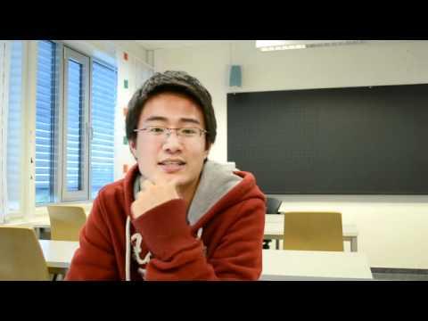 Studying at Aalesund University College - Li Ren (chinese)