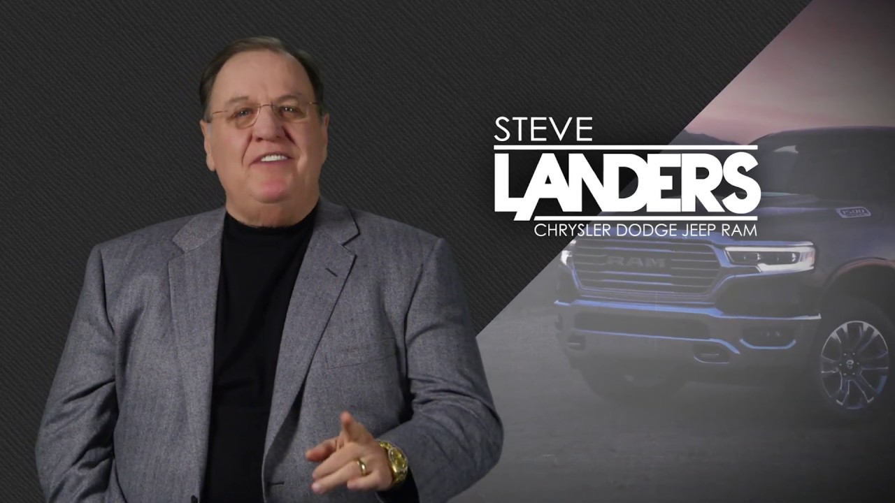Steve Landers Dodge >> Steve Landers Chrysler Dodge Jeep Ram In Little Rock Arkansas