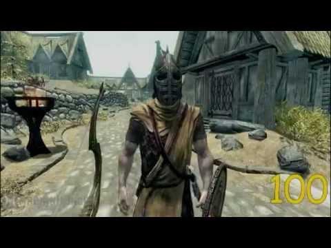 100 Ways to Die in Skyrim