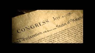 Sign the Declaration of Independence