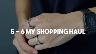 5 - 6월에 구매한 느낌있는 것들 : 옷부터 신발 ,…