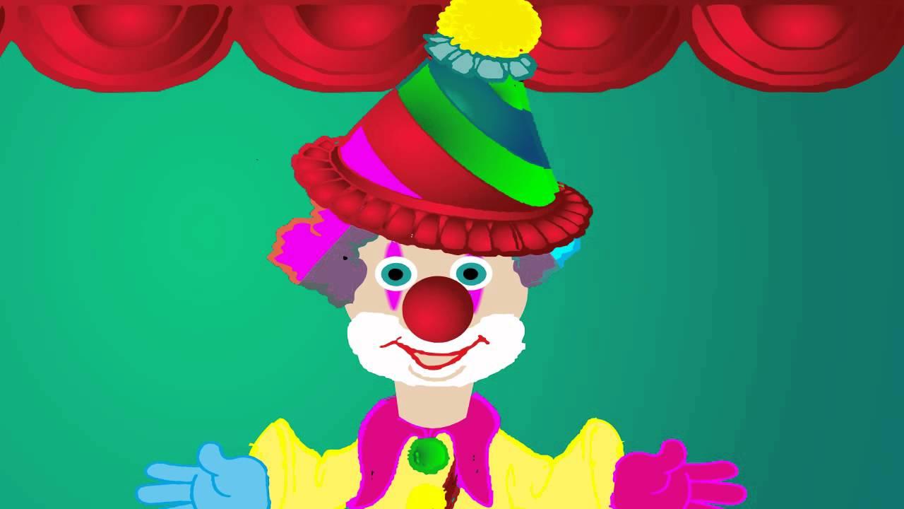 j 39 ai un gros nez rouge la chanson du clown youtube. Black Bedroom Furniture Sets. Home Design Ideas