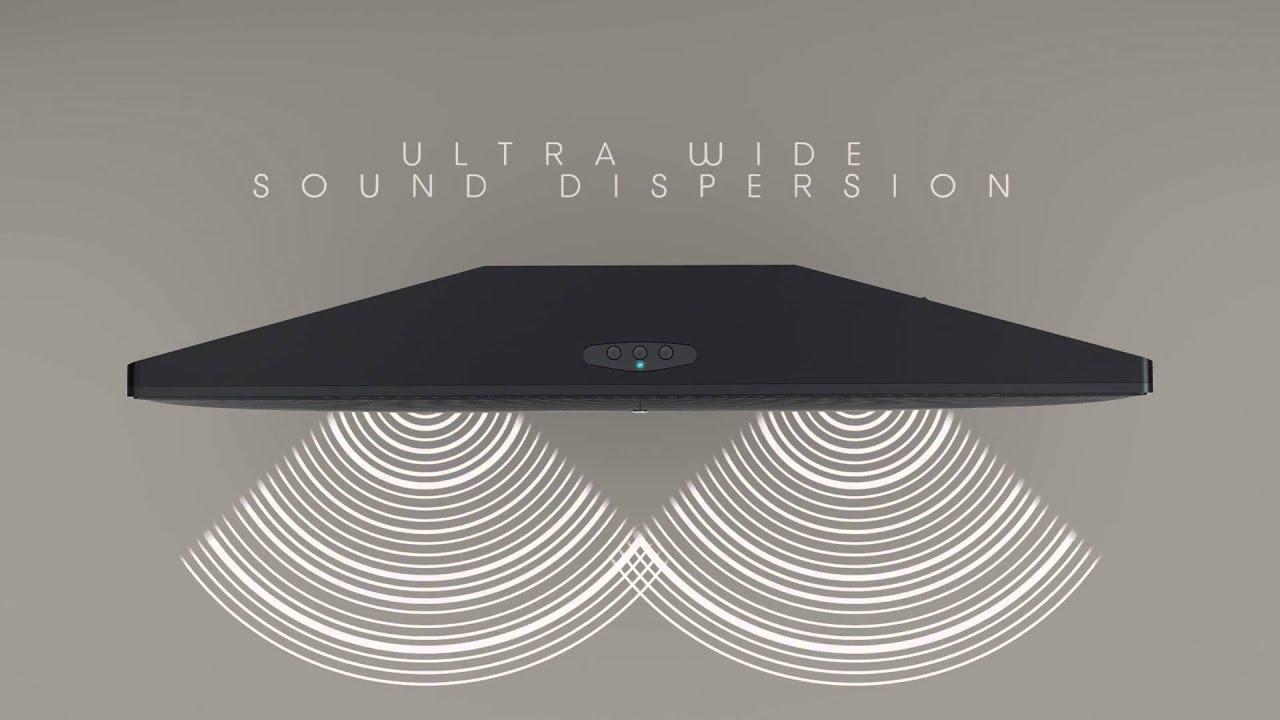 Q Acoustics M4 Soundbar with Built In Subwoofer