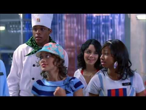 Work This Out | High School Musical 2 | Disney Channel