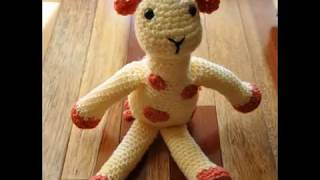 How To Read A Crochet Pattern #2 Amigurumi Giraffe