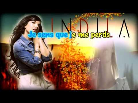 Indila - S.O.S. [Video Karaoke]