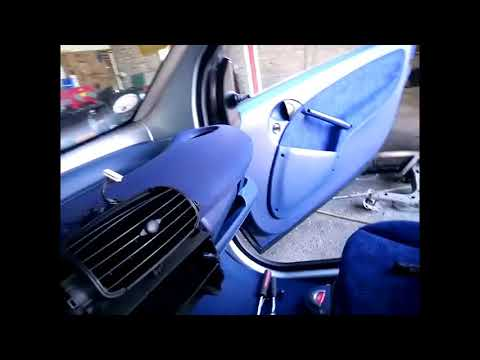 How To Remove Dashboard And Speakers On Smart Car 450