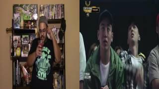 Song Minho Okey Dokey With Zico 0828 Mnet Show