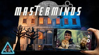 """EP25 - ESCAPETHEROOMers presents: Behind The MasterMinds w/ """"Spectre & Vox"""""""