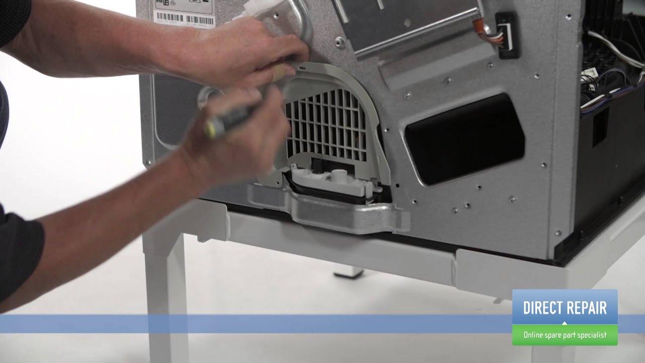 Hoe vervang ik de condensatiepomp in een droogkast  YouTube