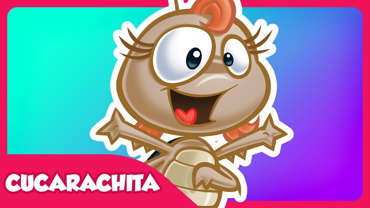 Cucarachita Gallina Pintadita 1 Oficial Canciones Infantiles Para Niños Y Bebés
