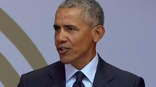 Obama on the threat of
