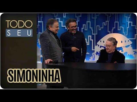 Simoninha - Todo Seu (11/08/17)