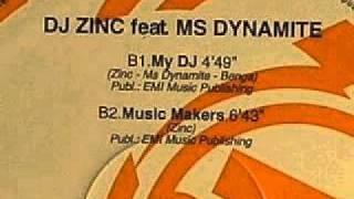 DJ Zinc feat MS Dynamite Wile out RMX Aleksandar Savkovic