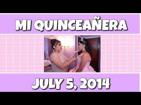 MI QUINCEAÑERA (JULY 5, 2014)