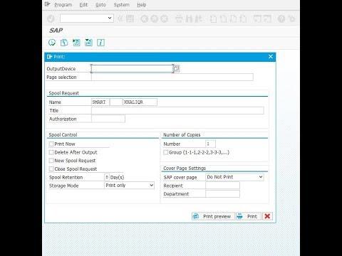 How To Disable Print Dialog Box In Smartforms\program\screen In SAP