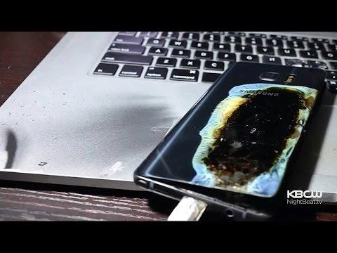 Samsung Galaxy Note 7 Smartphones Raise Consumer Concerns