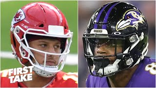 Chiefs vs. Ravens: Who is the better team heading into Week 3? First Take debates
