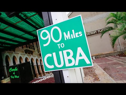 Only 90 Miles From Cuba! | Exploring KEY WEST, Florida