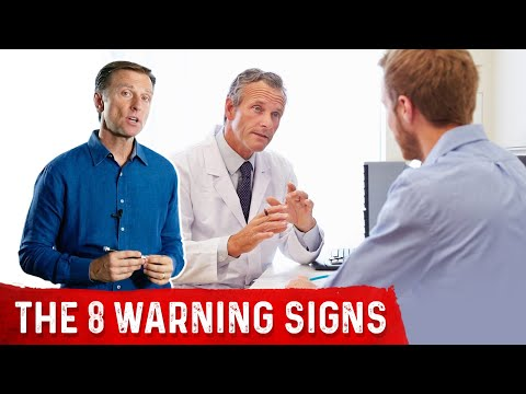 8 Warning Signs You Should Go See a Doctor