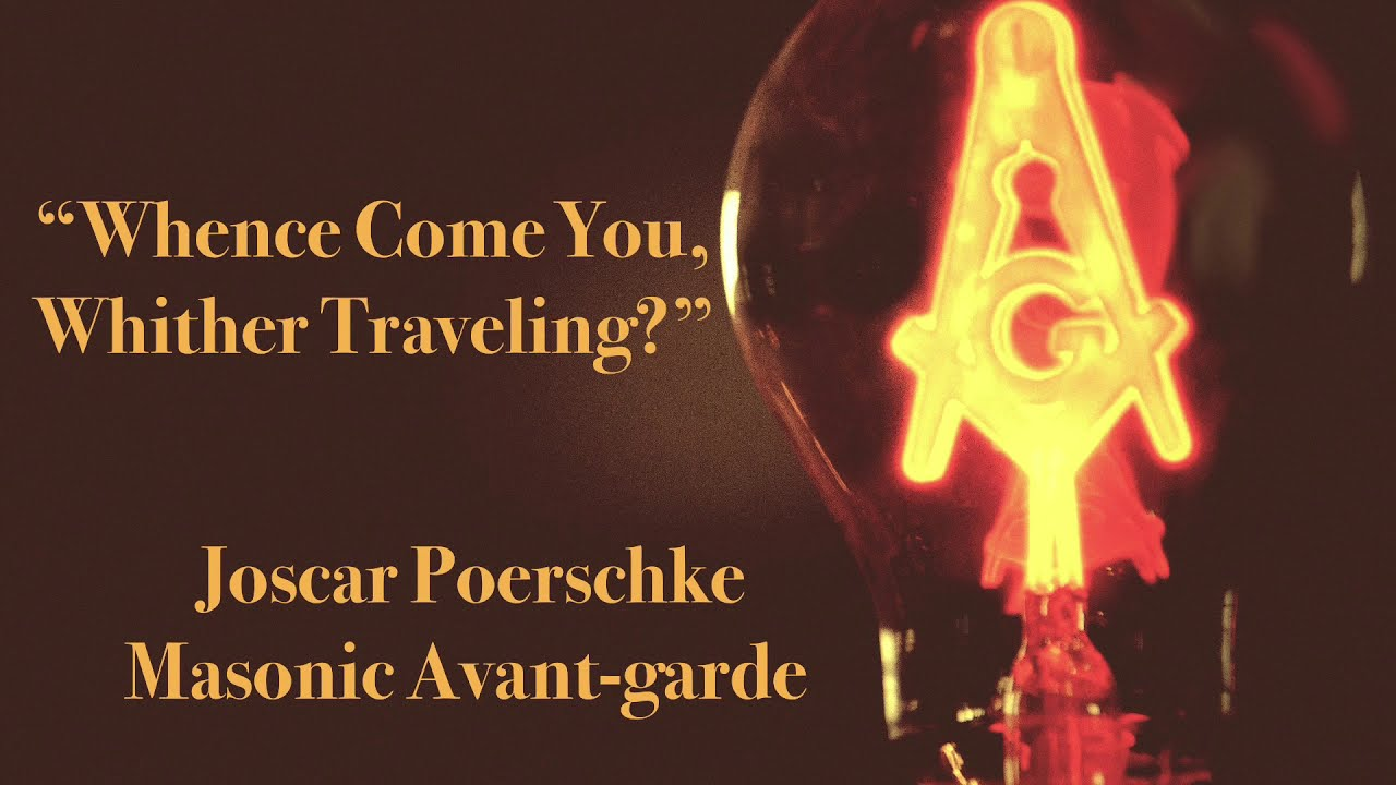 Whence Come You, Whither Traveling?