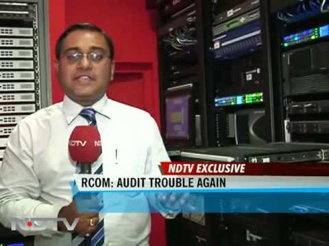 Anil Ambani's RCom in audit trouble again