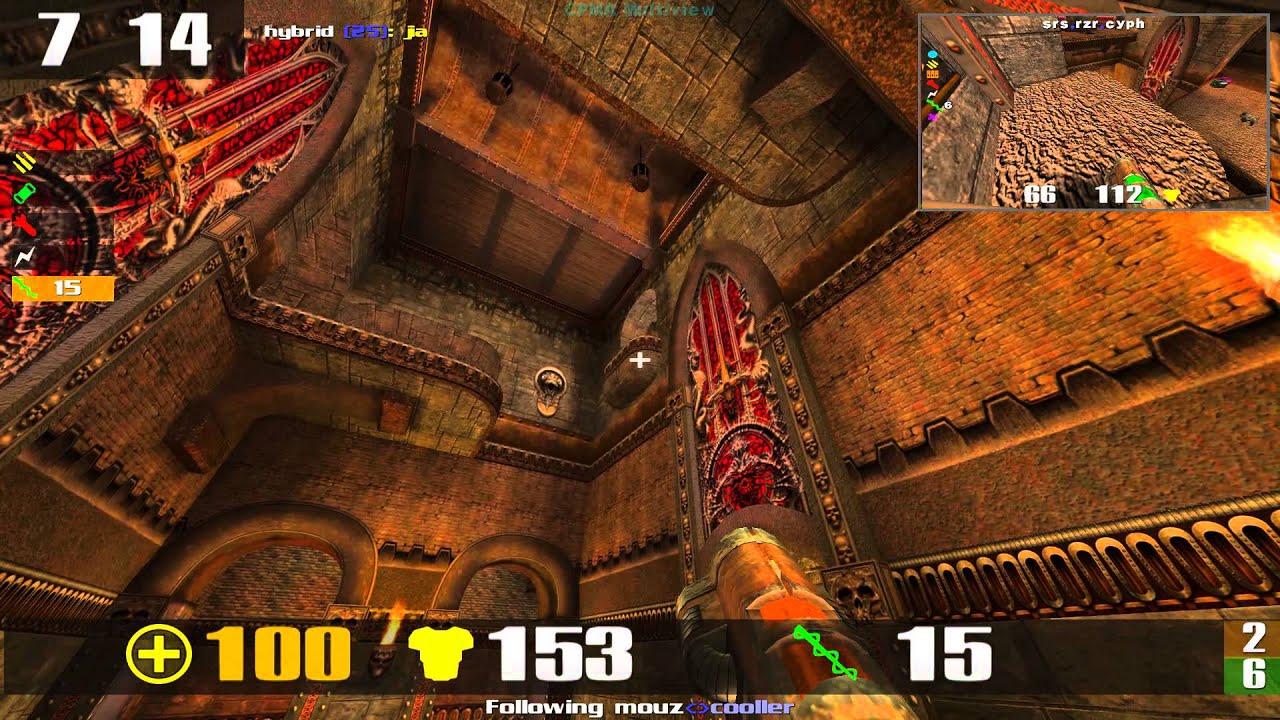 ESR - QL Gameplay UPDATE LEAKED BY Quakethrow - Quake Live Forum