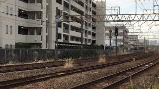【2021/2/18】横須賀線235系F-07編成、EF64 1031牽引で大船へ。