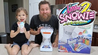Little Snowie 2 At Home Ice Shaver