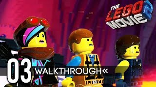 THE LEGO MOVIE 2 VIDEOGAME Gameplay Walkthrough Part 3 (No Commentary) Early Access 1080p 60FPS HD