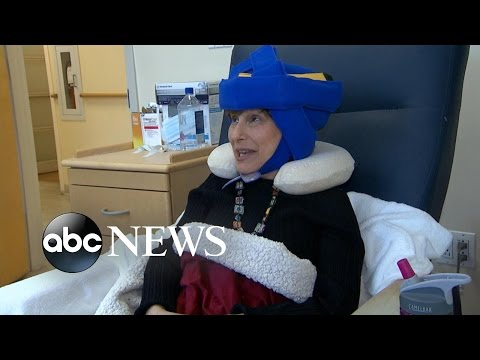 'Cold Cap' May Help Patients Undergoing Chemo Keep Their Hair