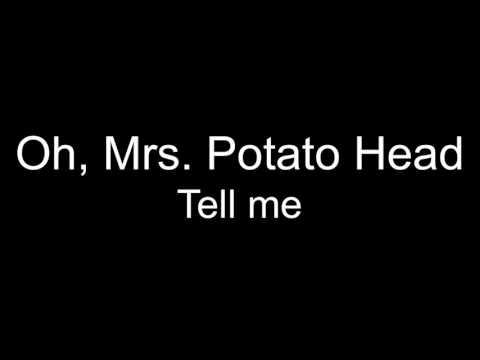 MELANIE MARTINEZ - MRS. POTATO HEAD KARAOKE VIDEO (WITH BACKING VOCALS)