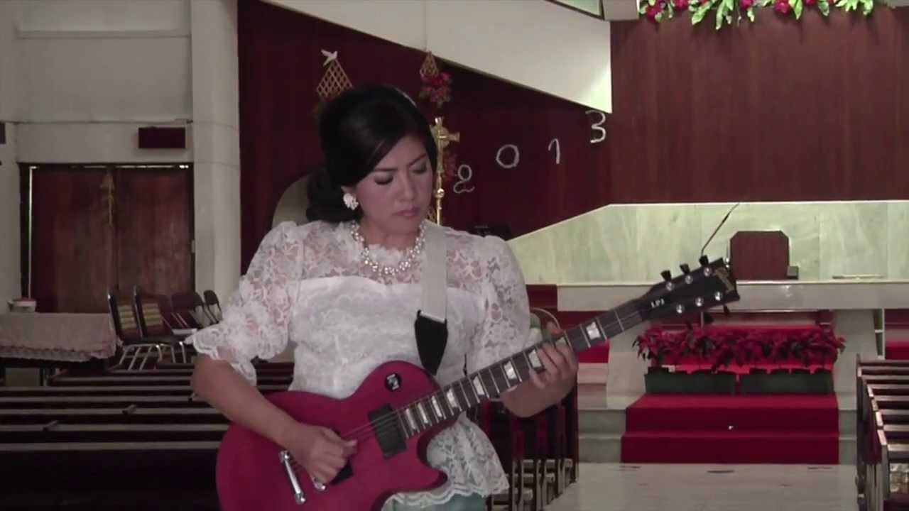 amazing grace with electric guitar by nellyka devotional instrumental song youtube. Black Bedroom Furniture Sets. Home Design Ideas