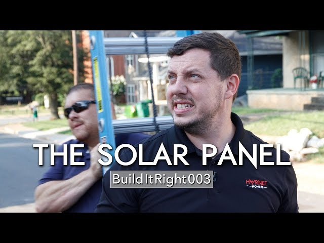 Solar Panel and Dump Trailers | #BuildItRight 003