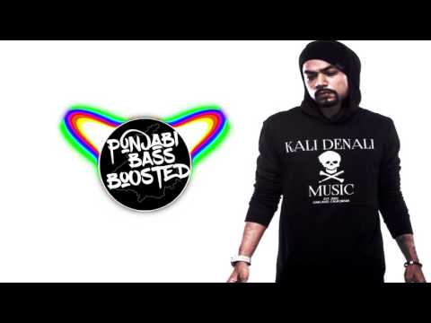 Salute [BASS BOOSTED] | Bohemia | Kali Denali Music| Latest Punjabi Songs 2016