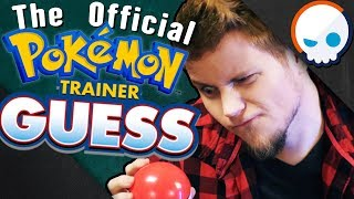 Is the Pokemon Trainer GUESS Dumb? or are we?...