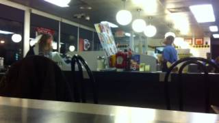 Demon Possessed Cave Savage Attacked Young Black Workers At Waffle House