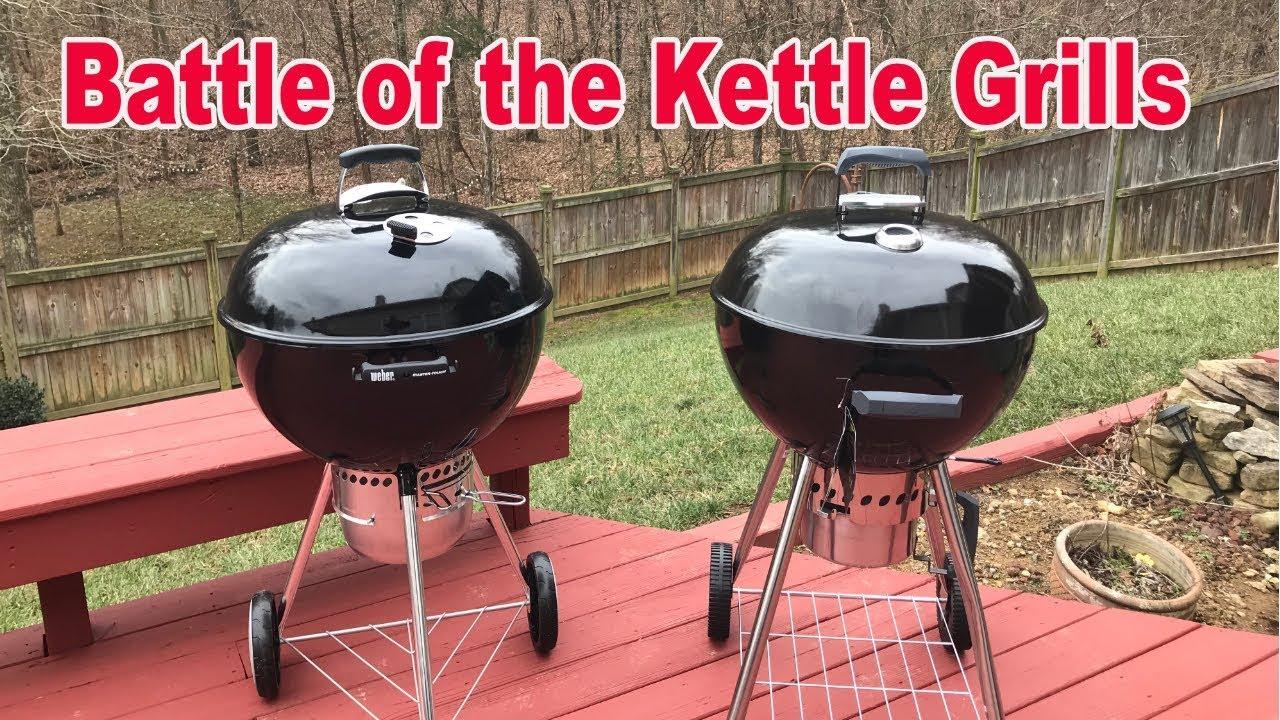 Battle Of The Kettle Grills Weber Vs Sam S Club Members Mark