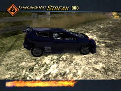 Burnout 3: Takedown (PS2 Gameplay)