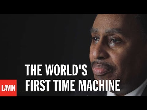 Science Speaker Ronald Mallett: The World's First Time Machine