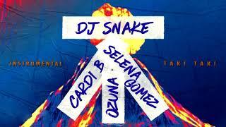 Instrumental DJ Snake feat Selena Gomez, Ozuna & Cardi B - Taki Taki Remake by Prod El Pequeño Genio