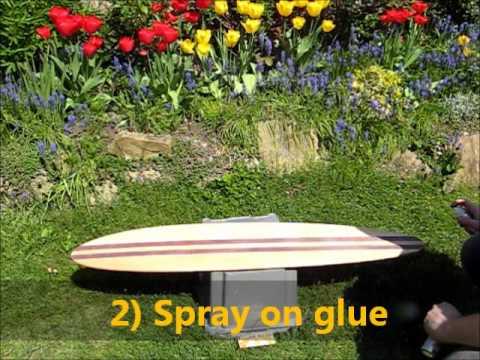 Lucid Spray on Griptape