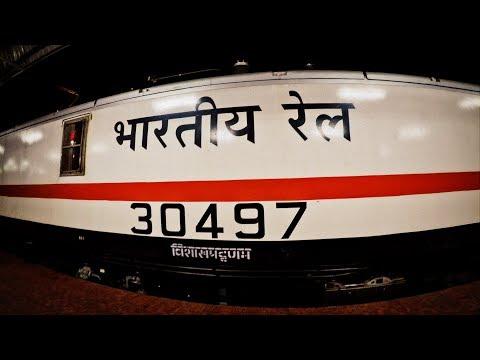 PUNE to VSKP onboard Konark Express - Part 2