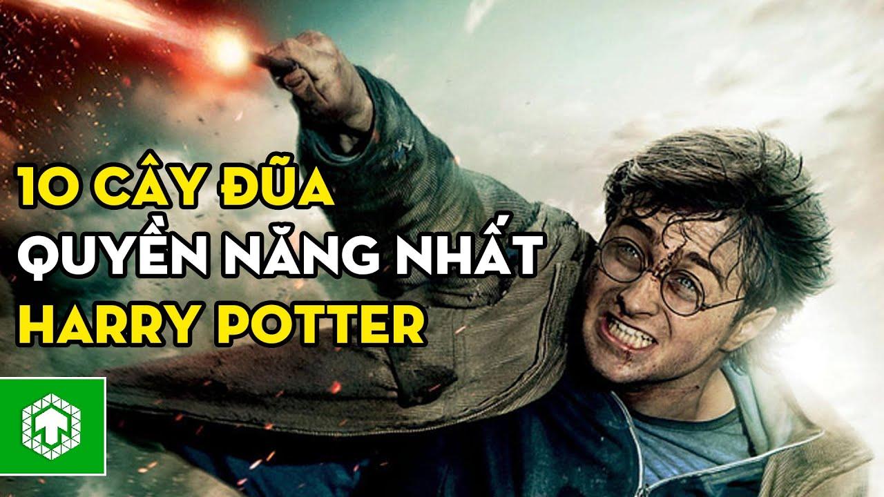 Top 10 Cây Đũa Phép Quyền Năng Nhất Trong Harry Potter   Ten Movie