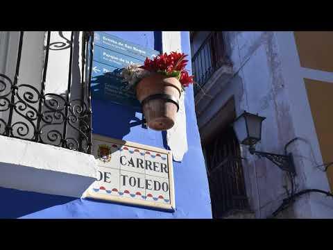Alicante Town Walk 1 / アリカンテ街歩き1