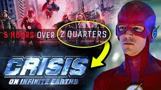 What is Going on With Crisis on Infinite Earths? - The Flash Season...