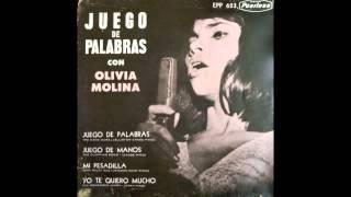 OLIVIA MOLINA - JUEGO DE PALABRAS